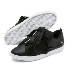 Puma Women's Smash Buckle Leather Sneakers 8.5